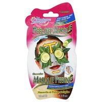 Montagne Jeunesse 2.7 oz. Anti-Stress Peel-Off Masque with Cucumber