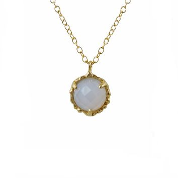 Nova Necklace - Gold Vermeil