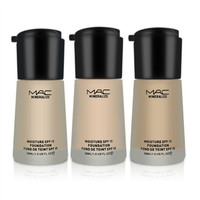 1PCs Mac Mineralize Moisture SPF 15 Foundation
