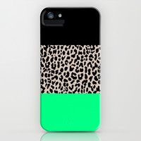 Leopard National Flag XIII iPhone & iPod Case by M Studio