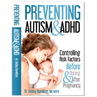 Preventing Autism & ADHD: Controlling Risk Factors Before, During & After Pregnancy