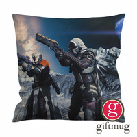 Destiny Video Game All Character Cushion Case / Pillow Case