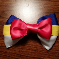 Disney's Donald Duck inspired Hair bow