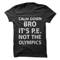 Not The Olympics T-Shirt