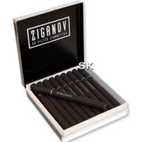 Ziganov Black Cigarettes - Pack of 20 - Smoke-king Family run Specialist Tobacconist Est:1989