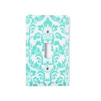 Damask Light Switch Cover   | Icing