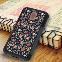 Vintage Floral Flowers Pattern   For Samsung Galaxy S5 Cases   Free Shipping   AH0165