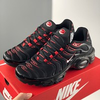 NIKE AIR MAX 95 PLUS Tn air cushion outsole retro men's and women's sports shock absorption running shoes