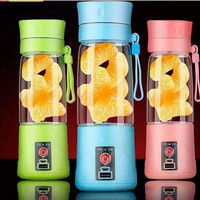 Convenient Portable USB Electric Fruit Juicer Cup Vegetable Citrus Blender Juice Extractor Ice Crusher