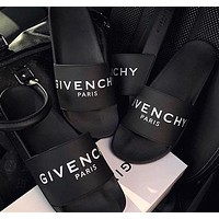 Givenchy Comfortable Loose Slippers-1