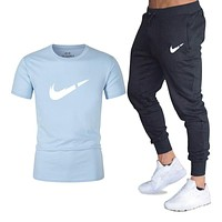 Men's Nike Sets T Shirts+pants