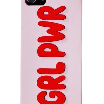 GRL PWR 3D iPhone Case