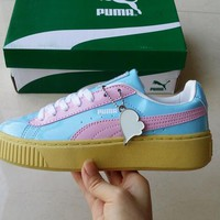 Puma ×  Platform WNS  By  Atmos  Sneakers