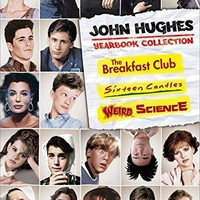 Molly Ringwald & Anthony Michael Hall & John Hughes-John Hughes Yearbook Collection: (The Breakfast Club / Sixteen Candles / Weird Science)