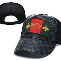 Gucci Baseball Cap Gift Womens Mens GG Hat