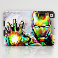 I am... iPad Case by Emiliano Morciano (Ateyo)