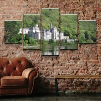 Irish Castle Canvas Set