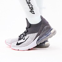 Nike Air Max 270 Flyknit knitted flying line starry air cushion sneakers shoes