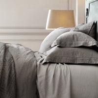 Stonewashed Belgian Linen Bedding Collection