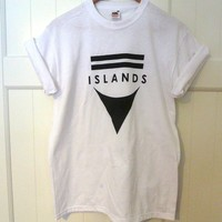 Islands Apparel — Play Pause Tee