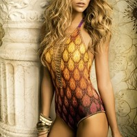 Mar de Rosas Swimwear 2015 'Mosaico Del Mar' One-Piece | The Orchid Boutique