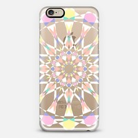 Pastel Candy Mandala iPhone 6 case by Organic Saturation | Casetify