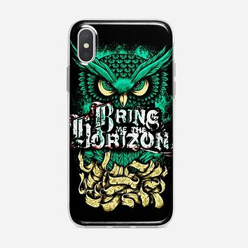 Bring Me The Horizon Hammer iPhone XS Max Case