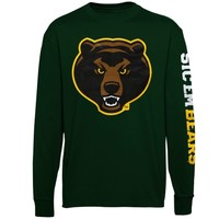 Baylor Bears Green Mascot Pride Long Sleeve T-Shirt