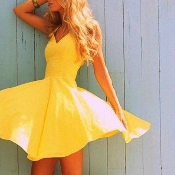 Let the Sun Shine in with Yellow!