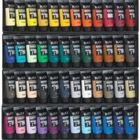 Blick Studio Acrylic Sets - 21 ml, Set of 48 Tubes