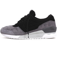Gel-Respector 'Moon Crater' Sneakers Black / Black