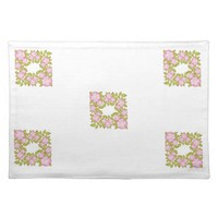 Cloth placemat
