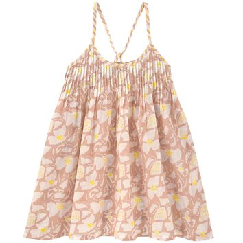 Stella McCartney Baby Girls Pink Floral Top