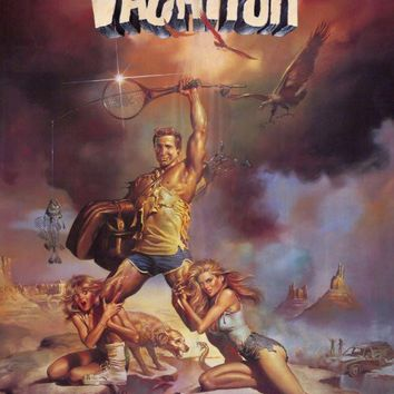 National Lampoon's Vacation 11x17 Movie Poster (1983)