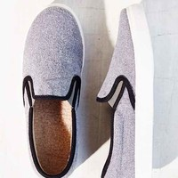 Jeffrey Campbell Ray Wool Slip-On Sneaker-