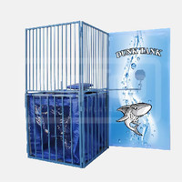 In Stock - Dunk Tank by Big Top Inflatables