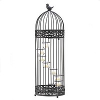 Cage Votive Candle Holder