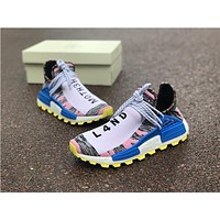 Pharrell Williams x Originals Hu NMD Trail BB9531