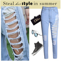 Women's Fashion Hot Sale Denim = 4815062788