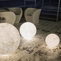MONOQI | Outdoor Luna Lamp - Ø 70 cm