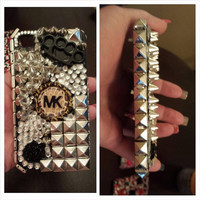 Michael Kors Gaudy Cell Phone Case