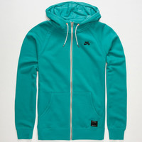Nike Sb Northrup Icon Mens Hoodie Blue  In Sizes