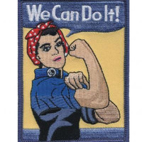 Rosie the Riveter Patch