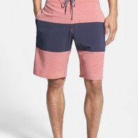 Volcom Heathered Colorblock Board Shorts