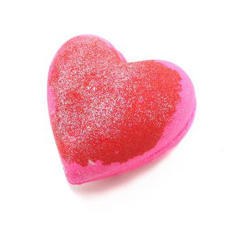 Kiss Kiss Heart Bath Bomb