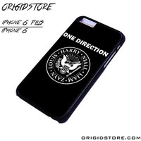 one direction ramones For iPhone Cases Phone Covers Phone Cases iPhone 6 Case iPhone 6 Plus Case Smartphone Case