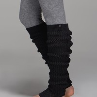 Mind Your Practice Leg Warmer