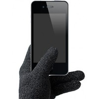 Mujjo touchscreen gloves - winter gloves for touchscreen devices such as iPhone