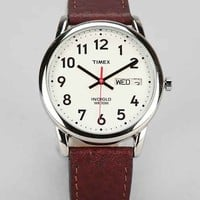 Timex Leather Easy Reader