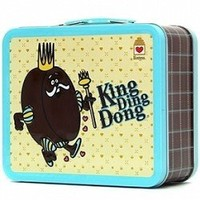 HOSTESS KING DING DONG LUNCH BOX
